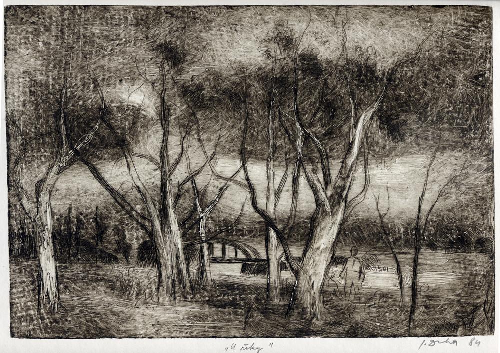 Josef Drha Kresba A Grafika
